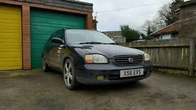 Suzuki Baleno 1.8 GSR Spares or repairs, project, race car, rally