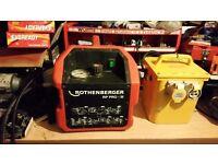 Rothenberger rp pro 111 self priming pressure tester