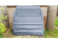Mercedes sprinter bulkhead from 2009 lwb
