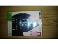 Xbox 360 game Aliens Colonial Marines
