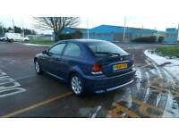 Stunning condition bmw 320d compact low miles may swap 600cc bike