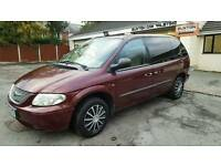 2003 crystler voyger 2.5 crd 7 seater mpv cheap px swap welcome