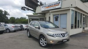2009 Nissan Murano SL - BACK-UP CAM! PANO SUNROOF!