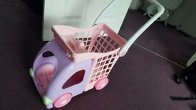 Toy Shopping Trolley/Cart