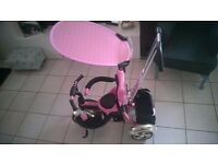 Girls Tricycle.