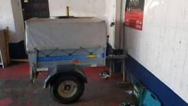 CAMPING TRAILER 4ftx3ft
