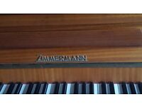 ZIMMERMANN PIANO for sale