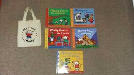Maisy book set