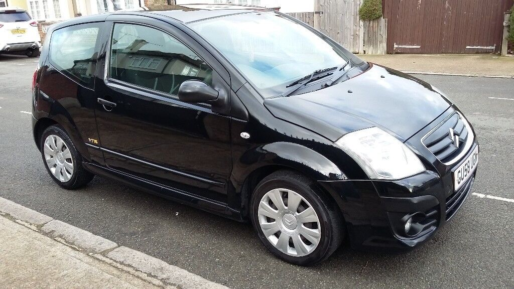 2008 Citroen C2 1.4 HDi 8v VTR 3dr Road tax only £30 long MOT very economical to run ideal first car