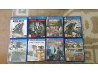 PS4 GAMES BUNDLE SWAPS