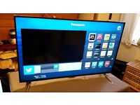 "PANASONIC 48"" 48CX400B SUPER Smart 4K ULTRA HD TV,built in Wifi,Freeview HD,excellent condition"
