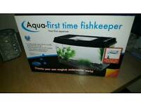 2 small fish tanks for sale