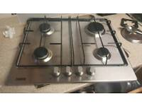Almost new gas hob