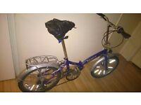 Bike Folding for Sale CFM Reflex