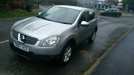 2007 Nissan Qashqai 1.6 good condition priced to sell