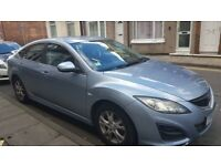 Mazda, 6, Hatchback, 2011, Manual, 2183 (cc), 5 doors