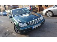 Mercedes-Benz C220 CDI, Registered in Romania 08/17.