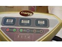 Crazy Fit Vibration Massage