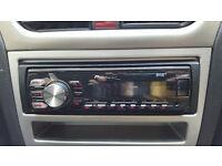 Pionner DAB radio with USB