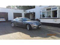 2007 Jaguar XK Grey 4.2 Petrol