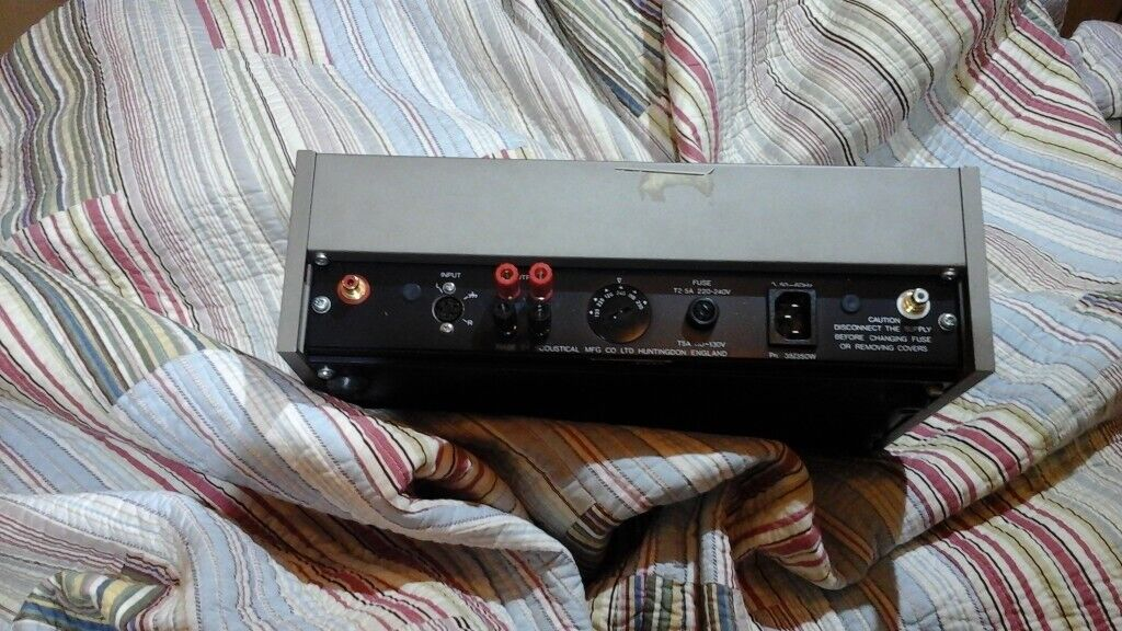 QUAD 405-2 AUDIOPHILE POWER AMPLIFIER   Serviced and upgraded  | in Hull,  East Yorkshire | Gumtree