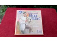 The Unforgettable Glenn Miller - Box Set of 6 LPs