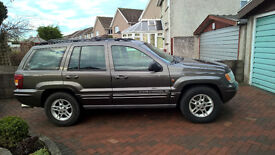 Grand Jeep Cherokee LTD 4.7 Automatic