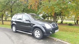 Ssangyong Rexton 2.7 TD S 5dr LOW MILEAGE & FULL SERVICE HISTORY