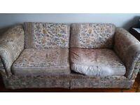 Free Three-seater sofa