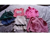 Small clothes bundle aged 5-6