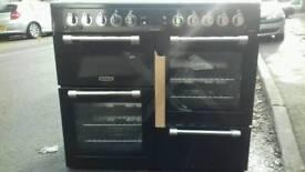 Range Cooker M nr. Ck100g232. Gas & Duel fuel offer sale £499,00