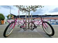 Vintage pink carrera