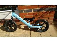 Strider type bike