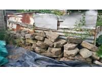 45 rockery stones landscape garden