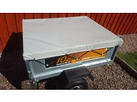ERDE Classic Trailer 4 x 3 , Superb Condition, Hardly Used!