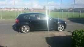 BMW 1 series diesel 12 mth mot 5250 ono