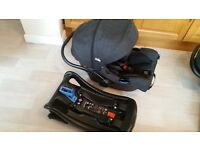 Joie i-Gemm Car Seat Pavement - Two for Sale - Great Condition - with ISOFIX Bases