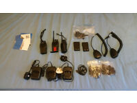 3x Baofeng radios for sale.