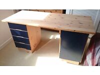 Ikea 4 Drawer Desk