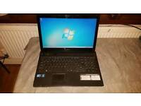 Acer intel core i3 4gb ram 500gb hhd webcam hdmi laptop excellent condition all working