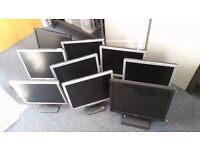 "35 Used Monitors 15"", 17"" and 19"" -> Around £7 each"