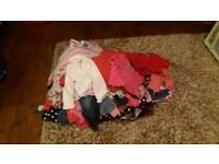 Bargin girls clothes bundle! Size 2-3 years