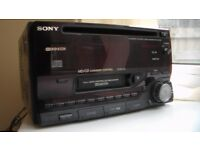 SONY CAR CD PLAYER TOTAL BARGAIN 15.00