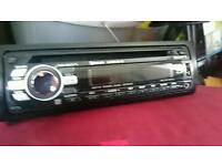 Sony mex bt3600u stereo cd player and hands free