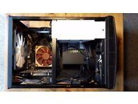 Gaming PC - Intel Core i5, GTX 1050 ti, 240GB SSD, 8GB RAM, mini ITX - very good condition