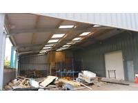 Large Industrial Unit/Farm Storage ***FOR SALE***