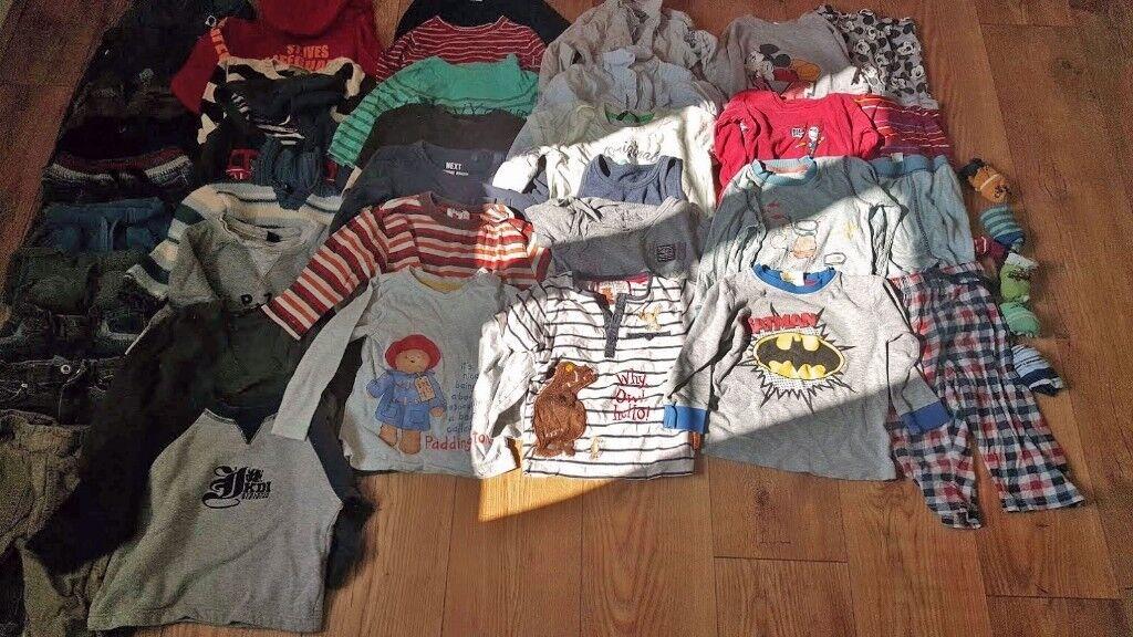 8eb4861e6e62 18-24 months boy clothes.Big bundle , trousers, tops etc. Next, Baby Gap,  Ted Baker, Mothercare etc