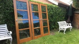 Solid Mahogany Internal Doors