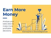 Earn more money from your business