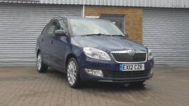 Skoda Fabia Elecgance Estate - 12 Month Warranty, Finace Available, Please Call To Arrange Viewing